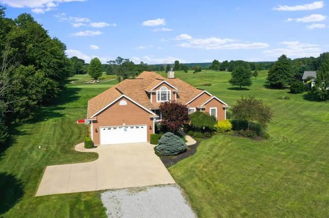 6781 Possum Street, Mount Vernon, OH 43050 (MLS #221032901) :: The Tobias Real Estate Group