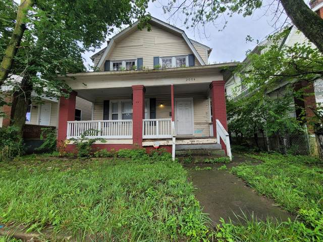 2004 Cleveland Avenue, Columbus, OH 43211 (MLS #221032924) :: Greg & Desiree Goodrich | Brokered by Exp