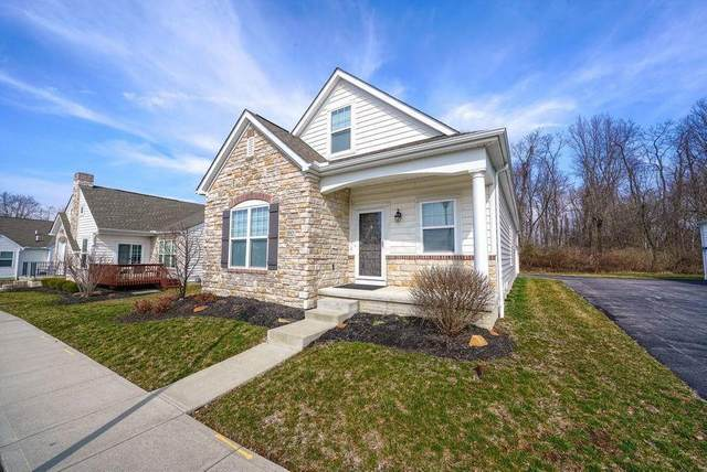 7352 Teesdale Drive #35, Reynoldsburg, OH 43068 (MLS #221033015) :: Sandy with Perfect Home Ohio
