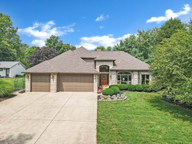 36 Wilshire Drive, Hebron, OH 43025 (MLS #221033032) :: Exp Realty