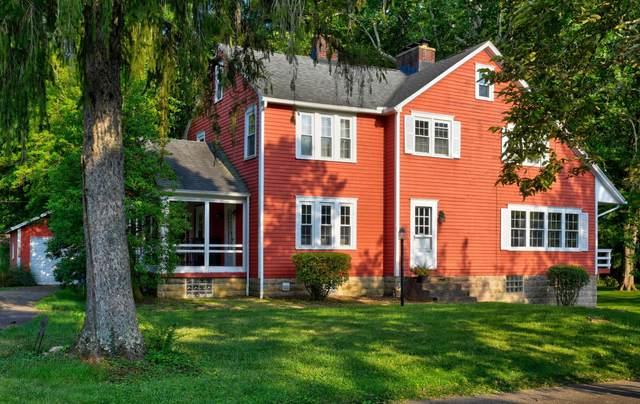 64 Beechwood Road, Newark, OH 43055 (MLS #221033033) :: The Tobias Real Estate Group