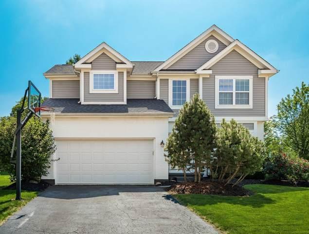 7941 Tree Lake Boulevard, Powell, OH 43065 (MLS #221033052) :: ERA Real Solutions Realty