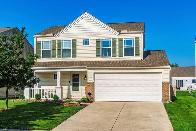 1237 Candora Street, Blacklick, OH 43004 (MLS #221033053) :: Exp Realty