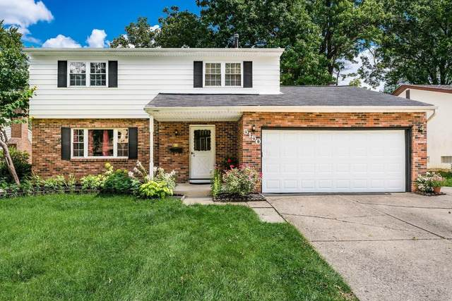 5150 Northcliff Loop E, Columbus, OH 43229 (MLS #221033060) :: The Holden Agency