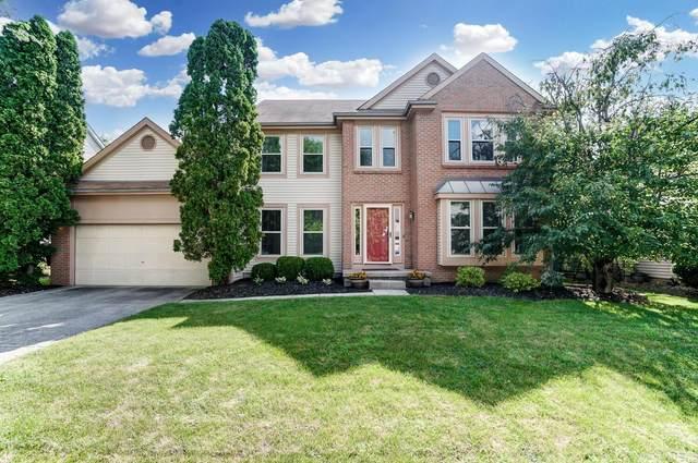 8734 Renfrew Street, Powell, OH 43065 (MLS #221033063) :: Greg & Desiree Goodrich   Brokered by Exp
