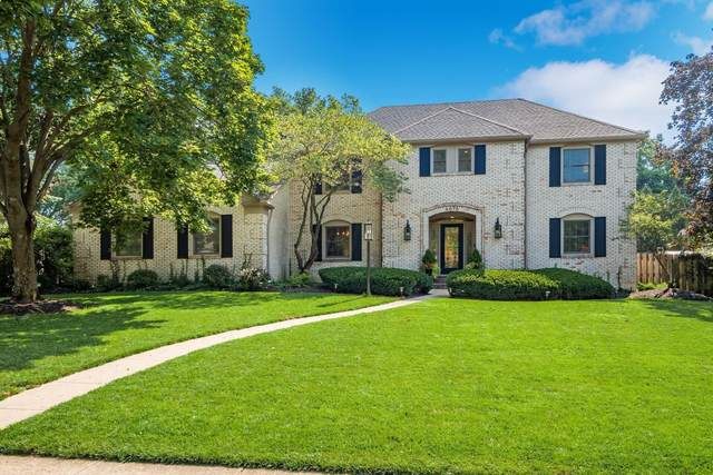 4696 Stonehaven Drive, Upper Arlington, OH 43220 (MLS #221033072) :: Greg & Desiree Goodrich | Brokered by Exp