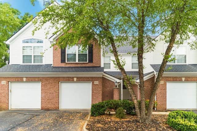 5850 Edge Of Village Village, Westerville, OH 43081 (MLS #221033079) :: Exp Realty