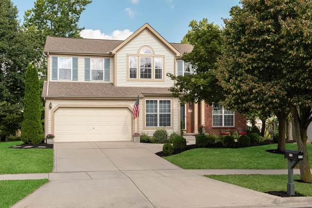 475 Morningstar Drive, Marysville, OH 43040 (MLS #221033084) :: The Holden Agency