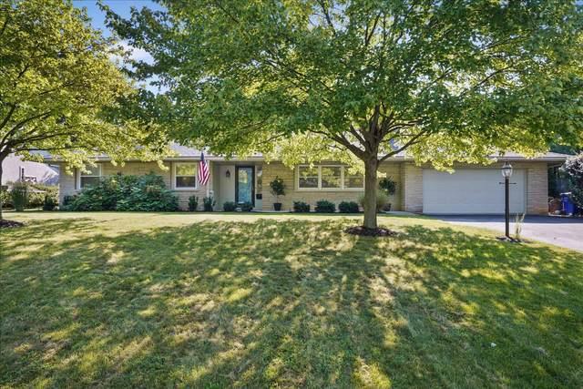 3908 Overdale Drive, Upper Arlington, OH 43220 (MLS #221033105) :: Bella Realty Group
