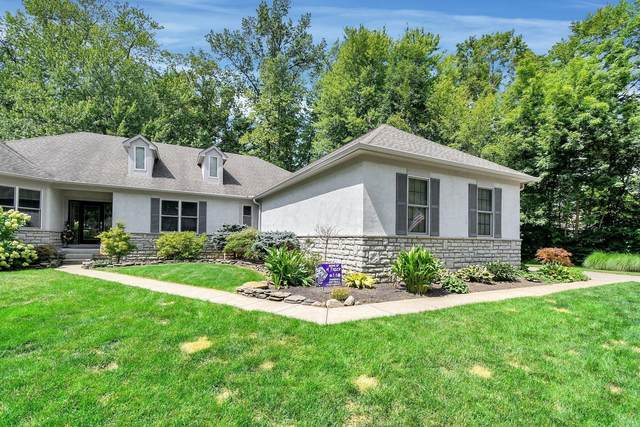 7693 Laurelwood Drive, Canal Winchester, OH 43110 (MLS #221033125) :: The Holden Agency