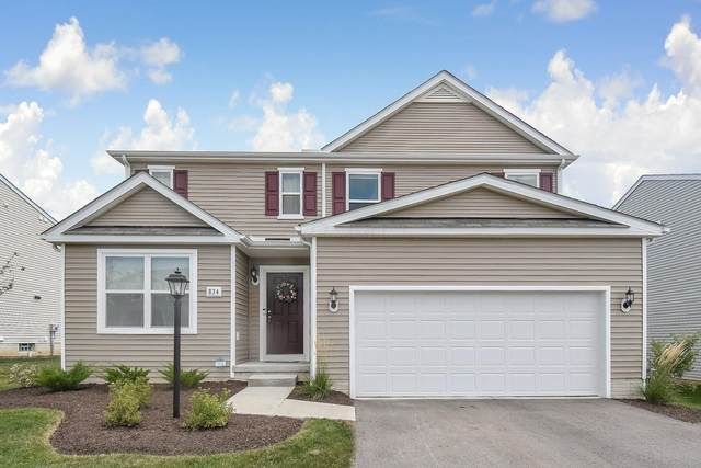 834 Cranberry Drive, Pataskala, OH 43062 (MLS #221033143) :: The Holden Agency
