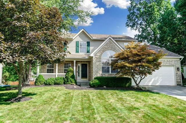 6255 Interlachen Avenue, Westerville, OH 43082 (MLS #221033159) :: The Holden Agency