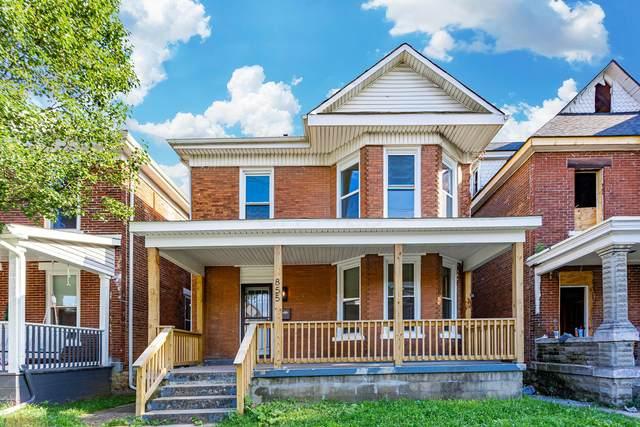 855 Sullivant Avenue, Columbus, OH 43223 (MLS #221033161) :: Greg & Desiree Goodrich | Brokered by Exp
