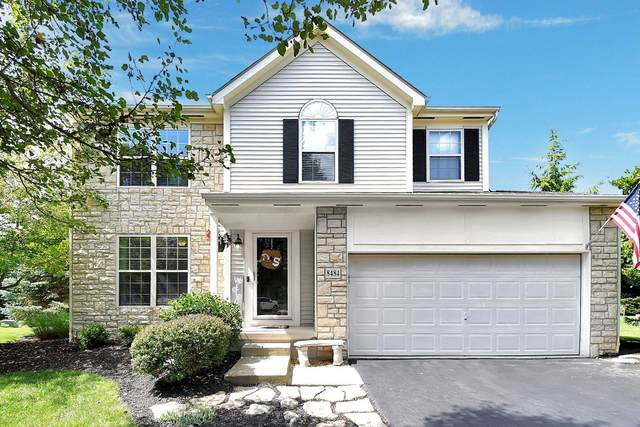 8484 Munitions Court, Galloway, OH 43119 (MLS #221033220) :: ERA Real Solutions Realty