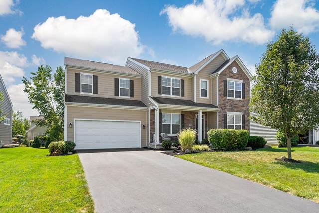 6169 Baumeister Drive, Hilliard, OH 43026 (MLS #221033232) :: Greg & Desiree Goodrich | Brokered by Exp