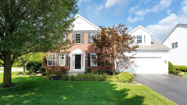 3143 Benbrook Pond Drive, Hilliard, OH 43026 (MLS #221033234) :: Ackermann Team