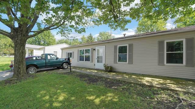 409 Sunset Drive, Johnstown, OH 43031 (MLS #221033236) :: Ackermann Team