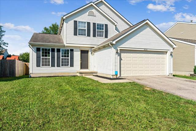 6608 Cloverlawn Circle, Canal Winchester, OH 43110 (MLS #221033266) :: ERA Real Solutions Realty