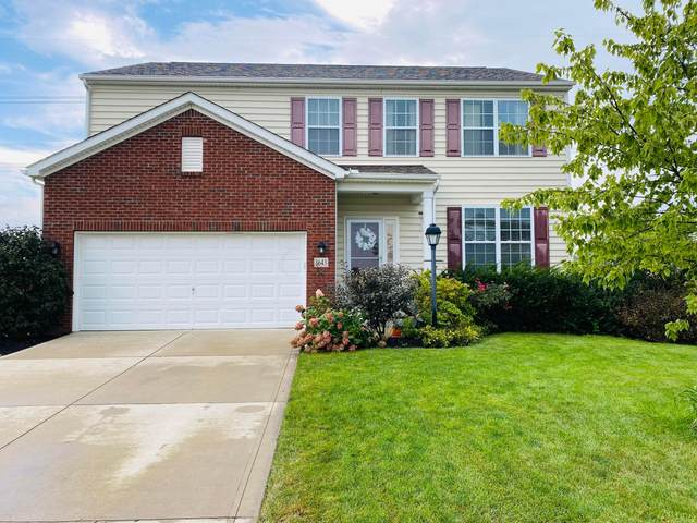 1643 Marigold Street, Lewis Center, OH 43035 (MLS #221033308) :: The Gale Group