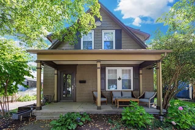 216 N Granger Street, Granville, OH 43023 (MLS #221033317) :: RE/MAX ONE