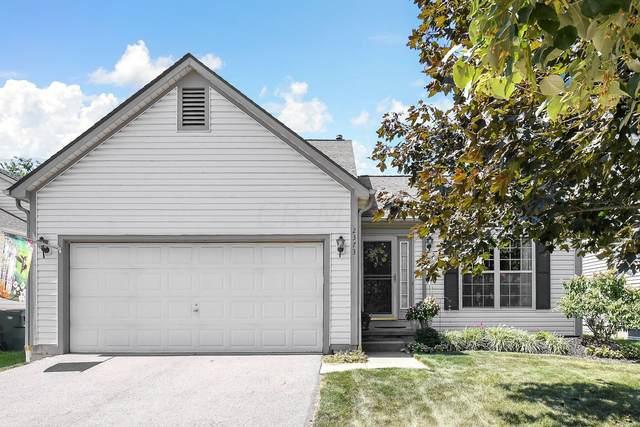 2373 Mills Fall Drive, Hilliard, OH 43026 (MLS #221033334) :: Exp Realty