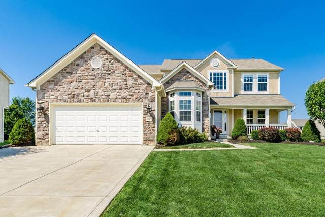 2123 Alum Crossing Drive, Lewis Center, OH 43035 (MLS #221033344) :: Simply Better Realty