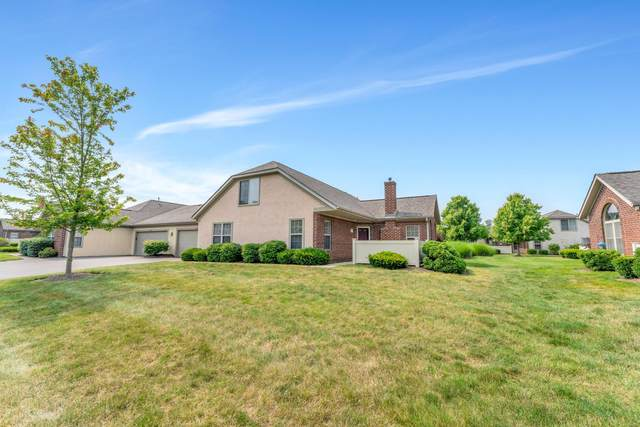 277 Stonebend Drive, Powell, OH 43065 (MLS #221033369) :: Sandy with Perfect Home Ohio