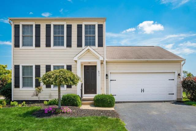 631 Carson Farms Boulevard, Delaware, OH 43015 (MLS #221033399) :: ERA Real Solutions Realty