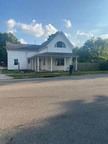 261 Maple Street, North Lewisburg, OH 43060 (MLS #221033404) :: Jamie Maze Real Estate Group