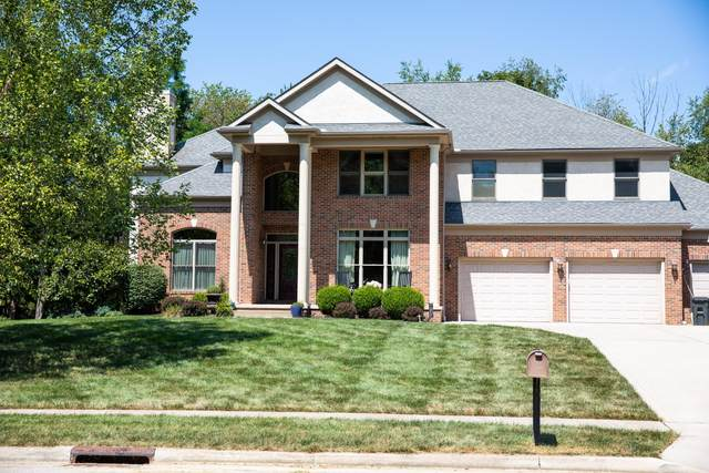 1491 Meadows Drive, Lancaster, OH 43130 (MLS #221033425) :: Sandy with Perfect Home Ohio