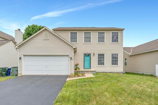 8558 Old Ivory Way, Blacklick, OH 43004 (MLS #221033427) :: Exp Realty