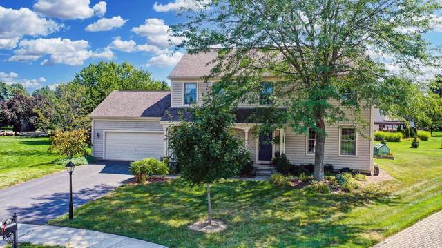 496 Vogt Court S, Powell, OH 43065 (MLS #221033446) :: Exp Realty