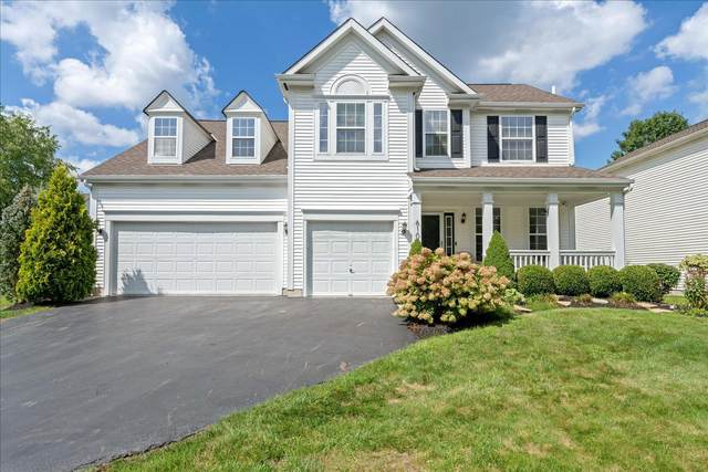 6100 Hilltop Trail Drive, New Albany, OH 43054 (MLS #221033458) :: Greg & Desiree Goodrich | Brokered by Exp