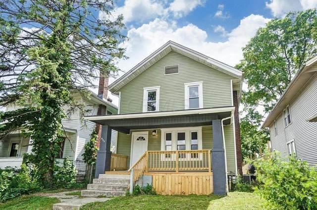 126 S Richardson Avenue, Columbus, OH 43204 (MLS #221033468) :: Signature Real Estate