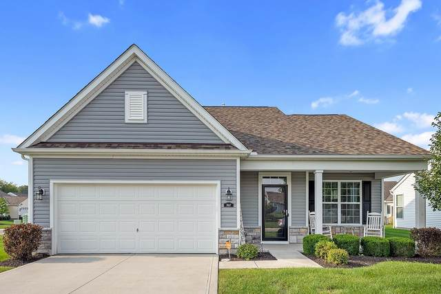 7687 Oradell Drive, Blacklick, OH 43004 (MLS #221033488) :: The Tobias Real Estate Group