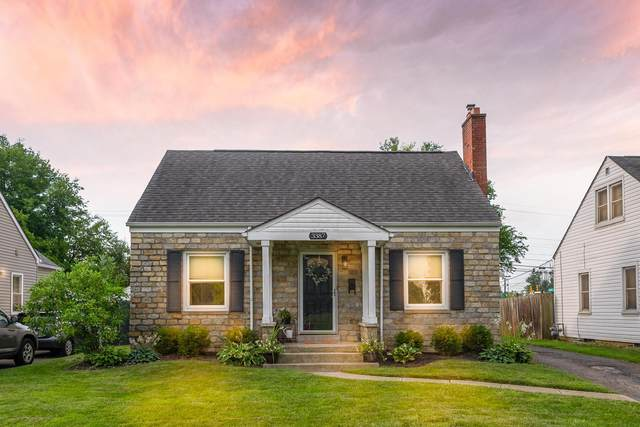 3387 Parkside Road, Columbus, OH 43204 (MLS #221033578) :: The Holden Agency