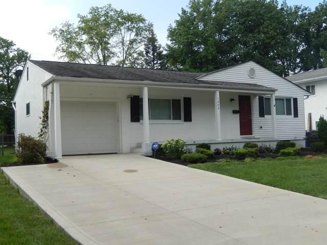 1343 Ironwood Drive, Columbus, OH 43229 (MLS #221033589) :: Bella Realty Group