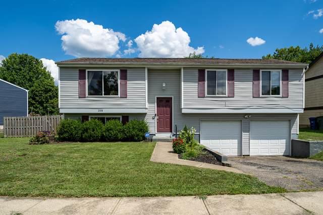 2880 Chatsworth Way, Reynoldsburg, OH 43068 (MLS #221033638) :: The Holden Agency