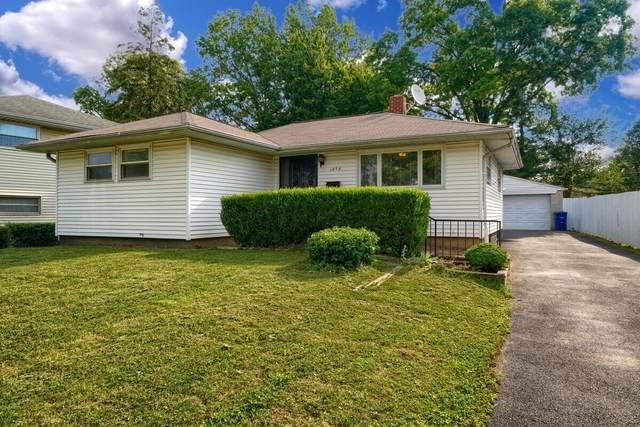 1454 Coburg Road, Columbus, OH 43227 (MLS #221033644) :: Sandy with Perfect Home Ohio