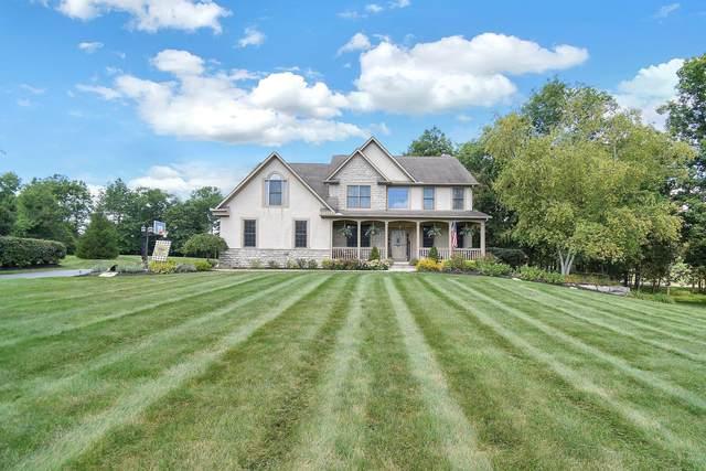 3881 Whispering Creek Lane, Delaware, OH 43015 (MLS #221033671) :: Exp Realty