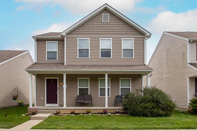 1412 Bellow Falls Place, Columbus, OH 43228 (MLS #221033721) :: Exp Realty