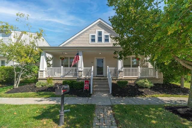 1868 Caplinger Drive, Grove City, OH 43123 (MLS #221033810) :: Millennium Group