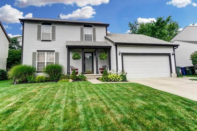 3071 Fayburrow Drive, Reynoldsburg, OH 43068 (MLS #221033841) :: Sandy with Perfect Home Ohio