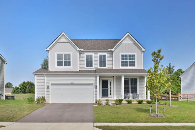 12479 Prairie View Drive NW, Pickerington, OH 43147 (MLS #221033843) :: Sandy with Perfect Home Ohio
