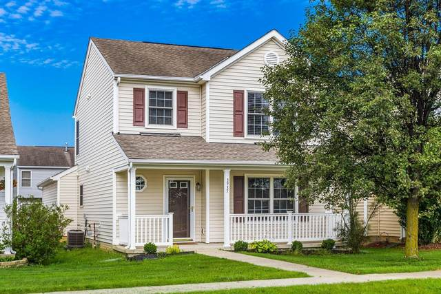3937 Shannon Green Drive #161, Canal Winchester, OH 43110 (MLS #221033885) :: Greg & Desiree Goodrich | Brokered by Exp