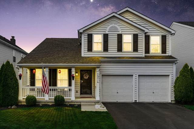 5974 Twin Pine Drive, New Albany, OH 43054 (MLS #221033896) :: Greg & Desiree Goodrich | Brokered by Exp