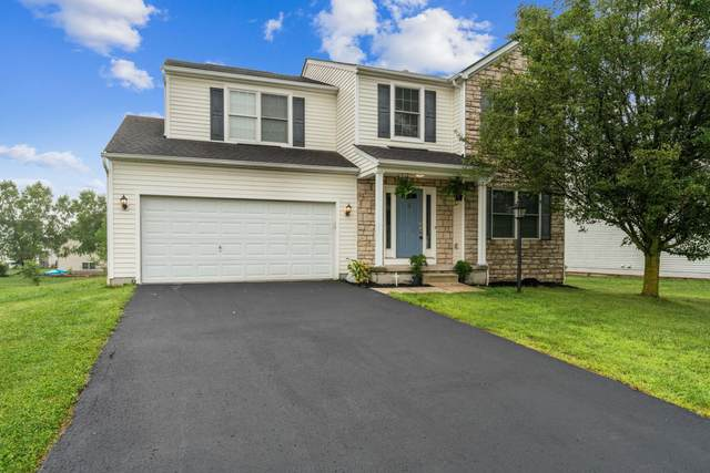 11812 Chanticleer Drive NW, Pickerington, OH 43147 (MLS #221033911) :: Greg & Desiree Goodrich | Brokered by Exp
