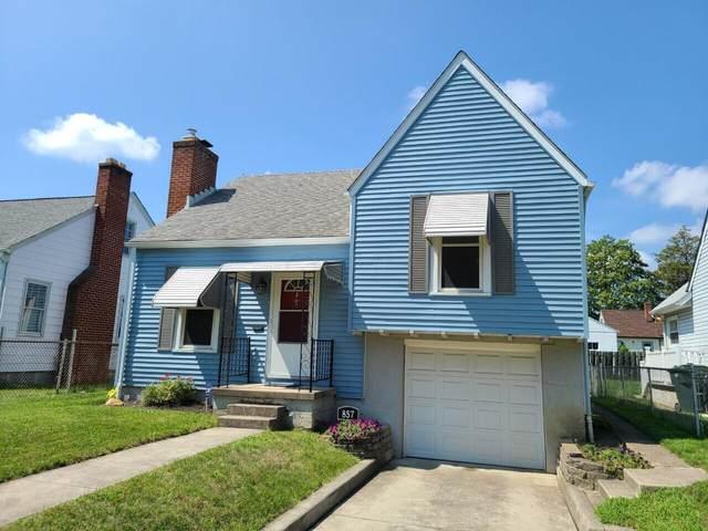 857 S Hague Avenue, Columbus, OH 43204 (MLS #221033938) :: ERA Real Solutions Realty