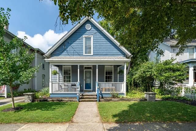 173 N Union Street, Delaware, OH 43015 (MLS #221033998) :: Ackermann Team