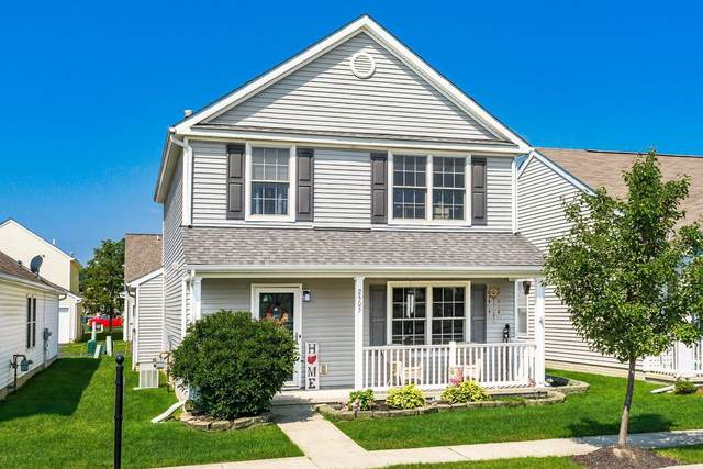 2505 Silver Fir Lane, Grove City, OH 43123 (MLS #221034012) :: Simply Better Realty